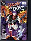 Hawk & Dove #4 DC Comics Winter 1988 - 5 Issue Mini-Series Kesey Liefeld & Kesel