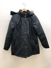 Eddie Bauer Superior Down Jacket Parka Black XL Weather Edge EB 600 Power Womens