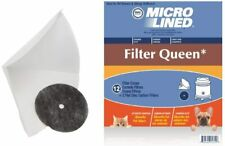 Filter Queen Majestic Vacuum Filters - Year Supply - 12 + 2 Filters - NEW SEALED