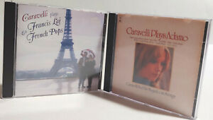 CARAVELLI - PLAYS FRANCIS LAI & FRENCH POPS - SONY (JAPAN) EPIC + CDR - LIKE NEW