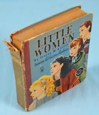 LITTLE WOMEN Big Little Book1934 by Louisa Alcott featuring Katherine Hepburn