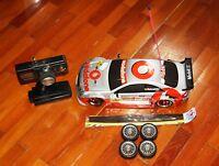 Tamiya Mercedes Benz Vodafone TT-01  4WD 1/10 RC Futuba Magnum 2PL Vintage Rare