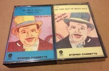 RARE VINTAGE - MICKEY KATZ GREATEST HITS - 2 CASSETTE TAPES - MADE IN ISRAEL