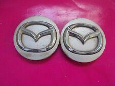Mazda Aleación Tapa Centro De Rueda X2 2874