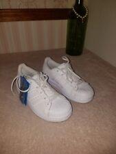 Adidas Superstar Foundation C Little Kid's Shoes White BA8380  SIZE 1