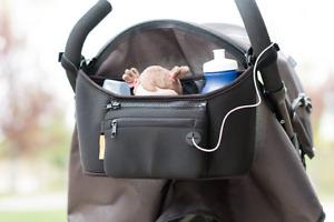 Universal Dream Baby Pram Stroller Organiser Caddy Organizer Storage Accessories