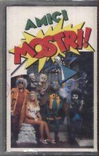 Amici Mostri -  MC MUSICASSETTA OST 1992 SIGILLATA SEALED