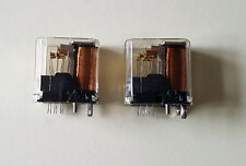 2 x PED 8610 Relay Electronic Component, 185Ω, 1 used, 1 unused
