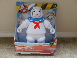 """Playskool Heroes Ghostbusters Stay Puft Marshmallow Man 10"""" Action Figure (E9609"""