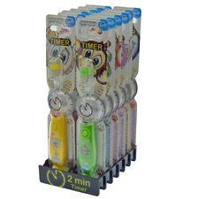 Cepillos de dientes con temporizador Cutie Club Suave para niños Pack de 12