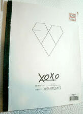 cd 1st Album EXO Vol 1  XOXO (Kiss Version) EXO-K EXO-M als Jahrbuch kpop k-pop