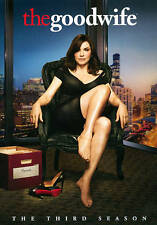 The Good Wife: The Third Season 3 (DVD, 2012, 6-Disc Set)