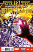 IRON MAN #21 (2012) - Marvel Now! - New Bagged