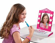 NEW BARBIE DIGITAL MAKEOVER MIRROR