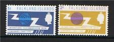 Falkland Is 1965 I.T.U.Centenary SG219/20 MNH