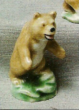 Wade Grizzly Bear Whimsies Set 9, 1958-61 North American Animals