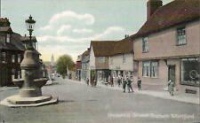 Bishops Stortford. Hockerill Street by W. A. Haynes, 4 Potter Street, B~ S~.