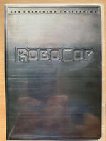 Robocop DVD 1987 Sci-Fi Clásico Unrated Del Director Cut Región 1 Criterion