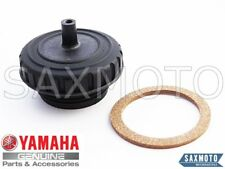 YAMAHA XT500 Tankdeckel komplett mit Korkdichtung (Fuel Tank Cap With Gasket)