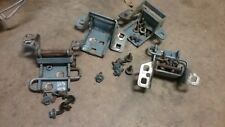 1983-1990 Chevy GMC Suburban C10 20 30 Front door hinges & bolts both sides