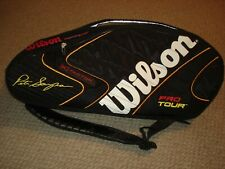 Wilson PRO TOUR (K) Factor Pete Sampras 6 Pack Tennis Racquet Bag