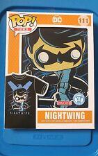 FUNKO POP TEES Target Nightwing DC Comics Batman Shirt Choose size