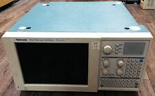 Tektronix TLA 714 Logic Analyzer with TLA 7L4 136 Channel LA Module