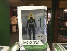 """2015 DC Direct Arrow TV Show 7"""" Inch Action Figure MOC - BLACK CANARY"""