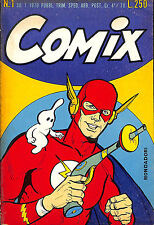 [677] COMIX ed. Mondadori 1970 n.  1 stato Ottimo