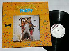 """BACHELOR PARTY Mint! Original Motion Picture Soundtrack 12"""" Vinyl LP"""