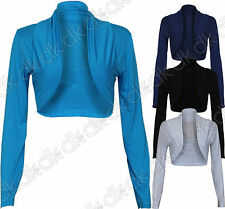 Blouse Long Sleeve Cropped Tops & Shirts for Women