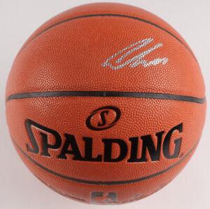 Luka Doncic Signed NBA Game Ball Series Basketball Beckett COA Dallas Mavericks