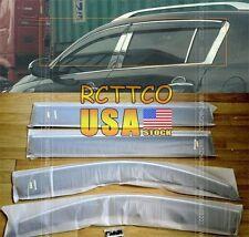 For Kia Sportage 2011-2013 Window Wind Deflector Visor Rain Guard Vent