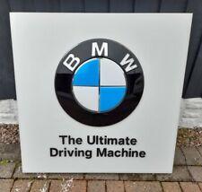 More details for genuine bmw dealership showroom sign e30 e36 e39 e46 m135i e92 m2 m3 m4 m5 m6 m8