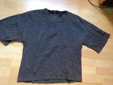 PULL MANGO 36 38 Laine & soie BABY DOLL TBE tshirt tee shirt sweat shirt