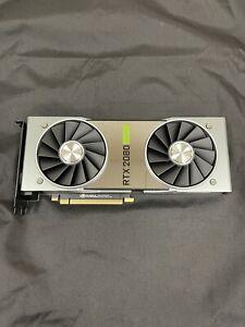 NVIDIA GeForce RTX 2080 Super GDDR6 Graphics Card - 8GB