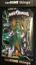 Green Ranger Mighty Morphin Power Rangers Bandai Legacy Collection Figure - NJ