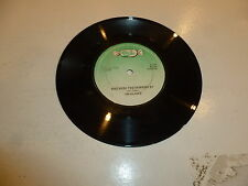 """Jim Glaser-Qui étaient You Thinking Of-UK 2-track 7"""" vinyl single"""