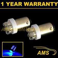 2X BA9s T4W 233 XENON BLUE 7 DOME LED SIDELIGHT SIDE LIGHT BULBS HID SL100501