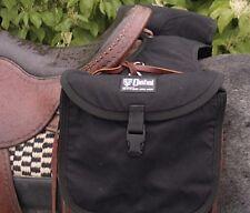 Cashel Standard Rear Saddle Bag Black insulated Heavy Duty Denier Top Quality
