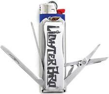 "Lighter Bro LB2013S Lighter Bro Multi Tool Silver Finish 2.75"" Overall"