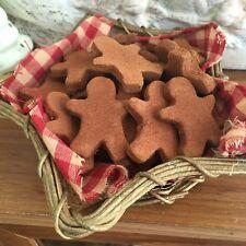 Sweet Gingerbread Men Bowl Fillers, 24 Pcs