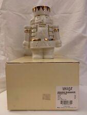 MIKASA Holiday Elegance Nutcracker Votive Tea Light Candle Holder - New With Box
