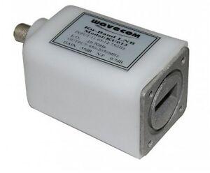 NEW Wavecom .7dB KU band LNB 4 screw mount for WR75 Feed 10700LO