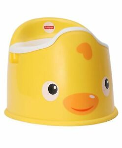 Fisher-Price DUCKY POTTY Cute Training Potty for Girls and Boys (Mattel)