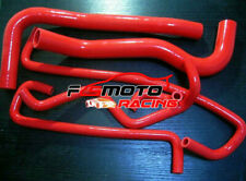 RED For HOLDEN COMMODORE VP VQ 3.8L V6 1991- 1994 Silicone Radiator Heater Hose