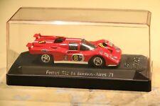 1/43 Solido Ferrari 512M Buenos Aires 1971 n°8