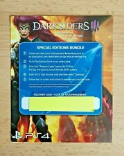 Darksiders 3 Special Editions Bundle DLC for PS4 - Exclusive Armour, Crucible...