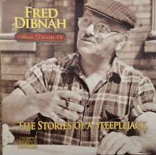 FRED DIBNAH THE STORIES OF A STEEPLEJACK,RARE AUDIO CD