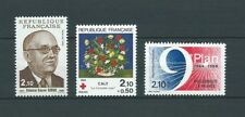 FRANCE - 1984 YT 2344 à 2346 - TIMBRES NEUFS** LUXE